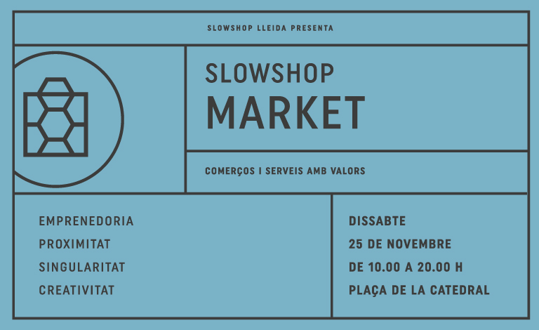 Slow shop market